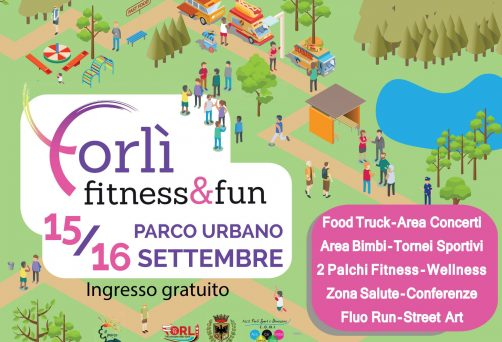 Forlì Fitness & Fun 2018!